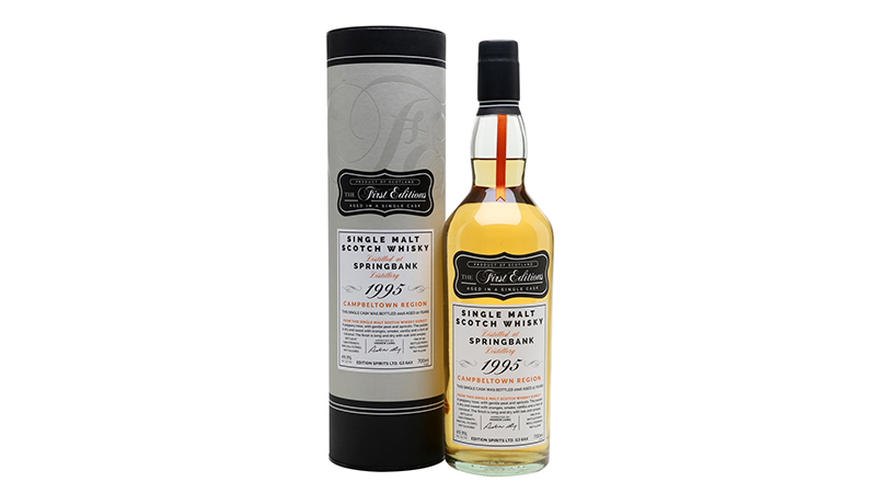 Springbank 1995:2016 The First Edition