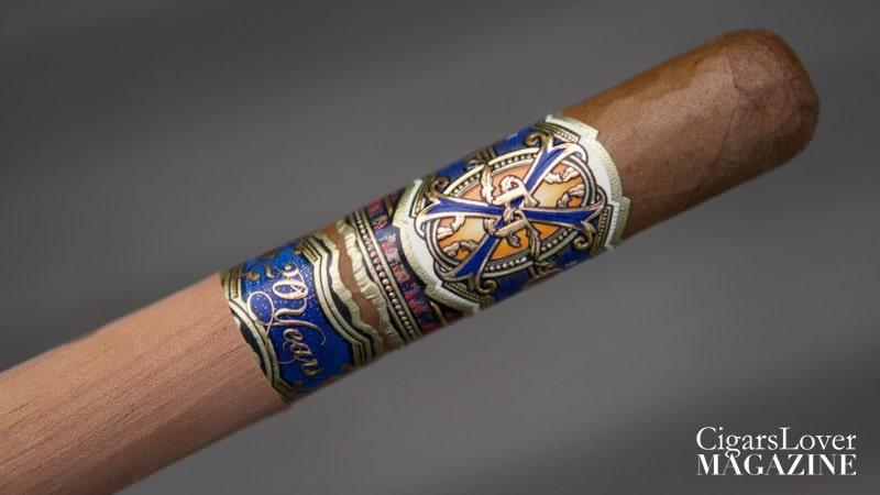 Arturo Fuente Fuente Fuente Opus X 20 years celebration cigar sticker