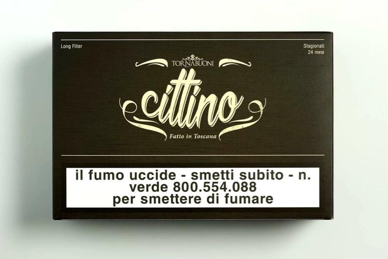 Compagnia Toscana Sigari presenterà Il Cittino