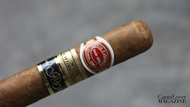 Romeo y Julieta Wide Churchills Gran Reserva