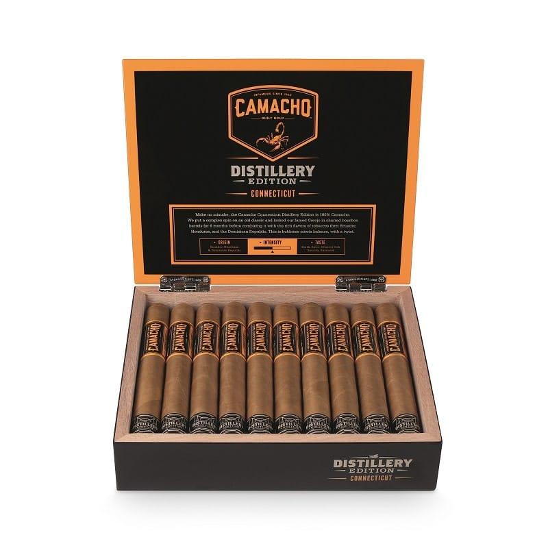 Camacho Connecticut Distillery Edition 2019