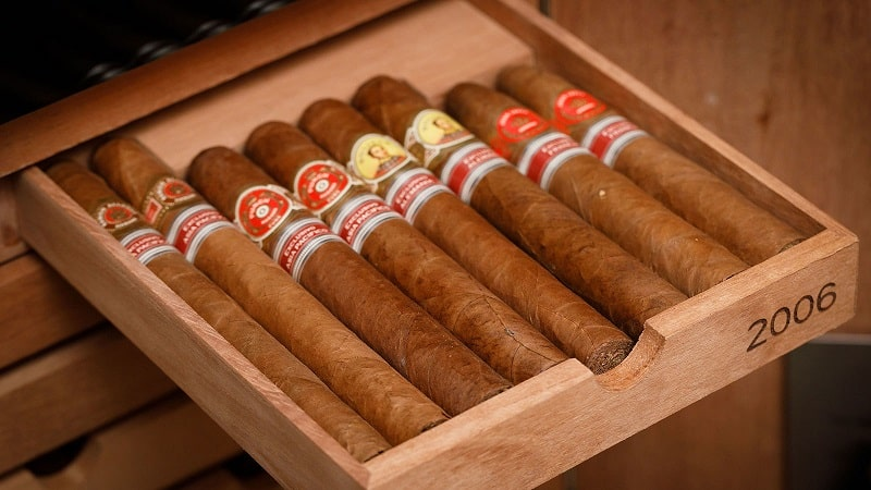 Pacific Cigar Humidor of the World