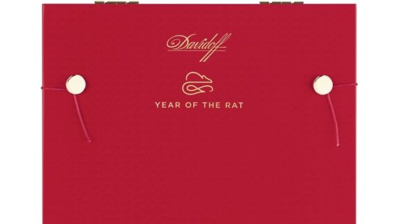 Davidoff Year of the Rat box