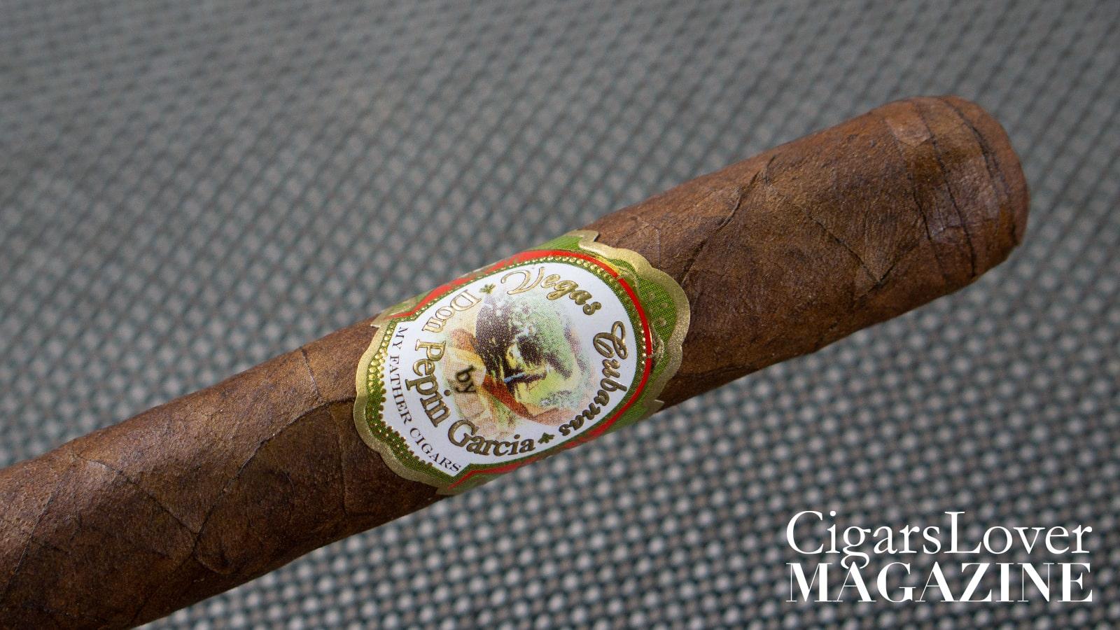 Don Pepin Garcia Vegas Cubanas Corona