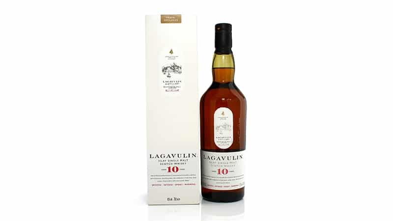 Lagavulin 10 Anni Travel Retail