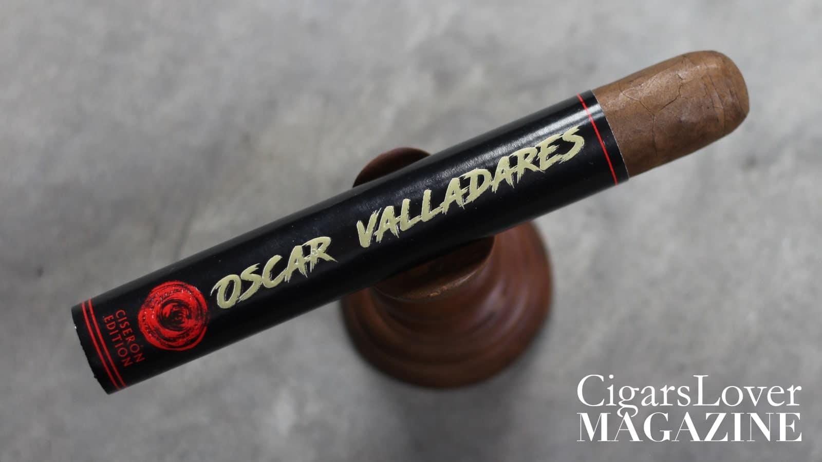 Oscar Valladares Ciseron Edition