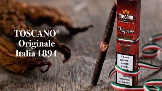 Toscano Originale Italia 1891