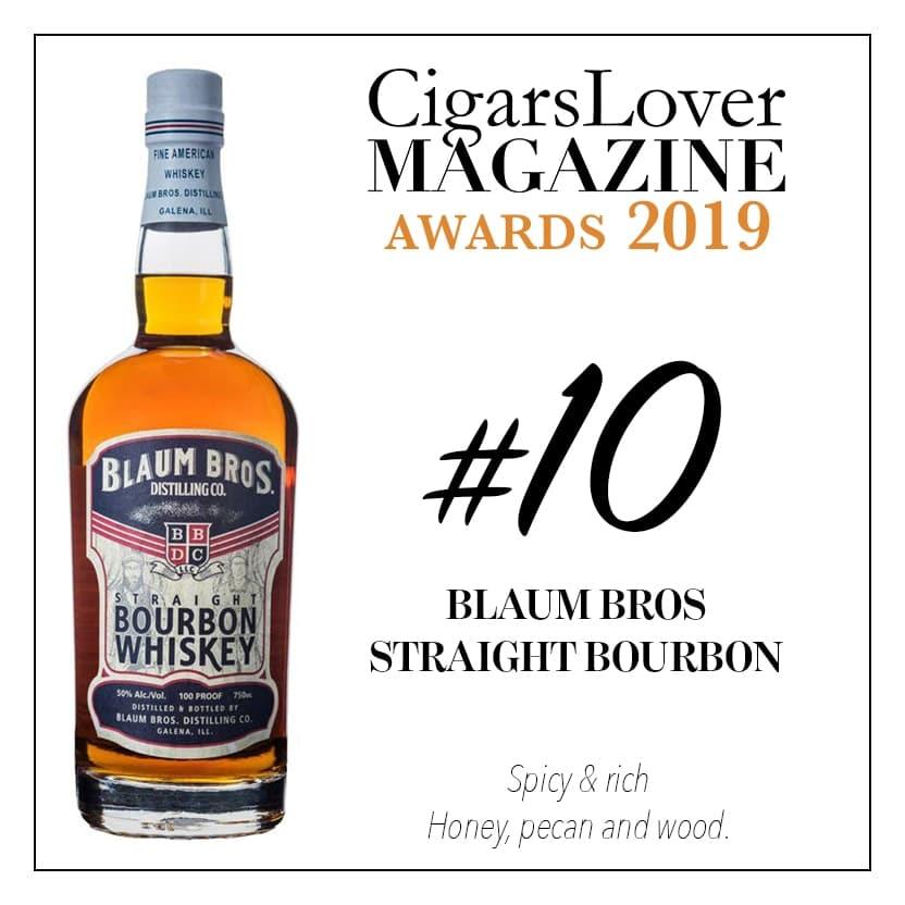 blaum bros straigth bourbon