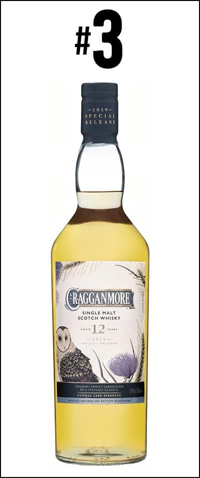 Cragganmore 12 Years Old Special Release 2019