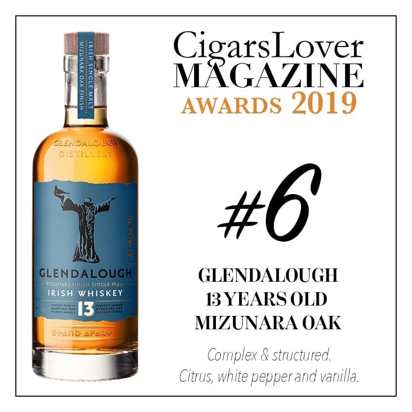 Glendalough 13 Years Old Mizunara Oak
