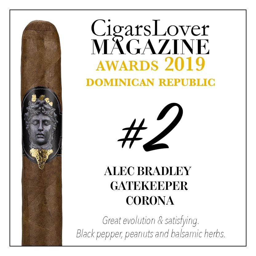 Alec Bradley Gatekeeper Corona
