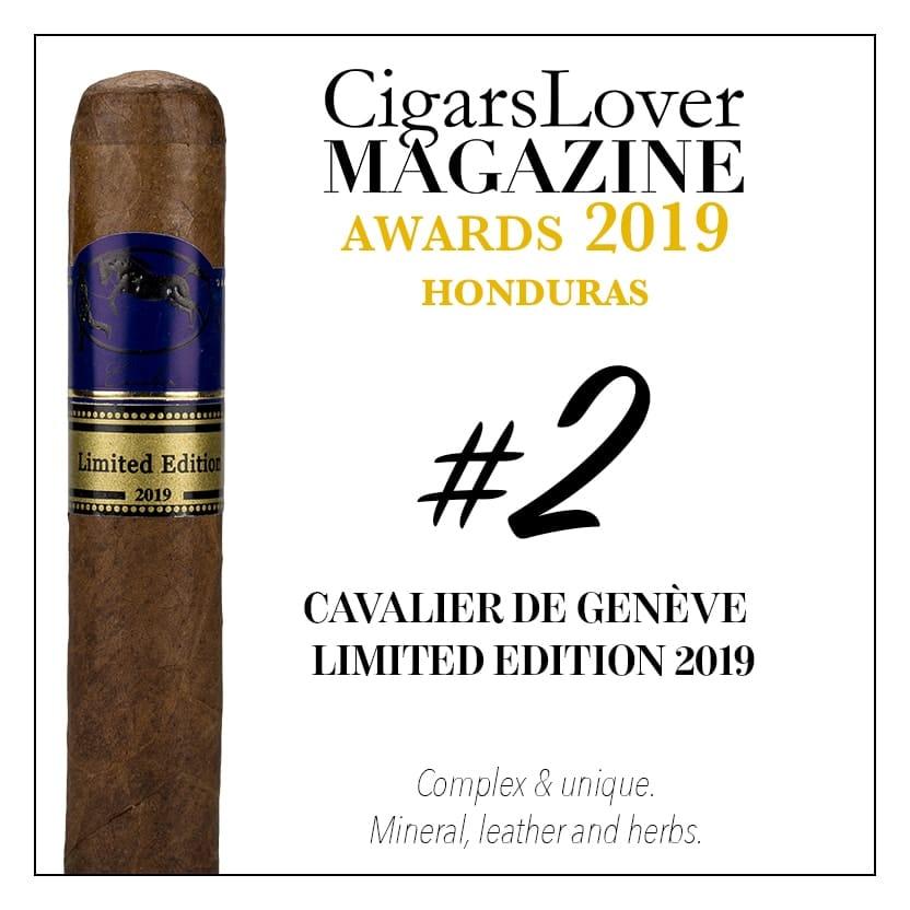 Cavalier de Genève   Limited Edition 2019