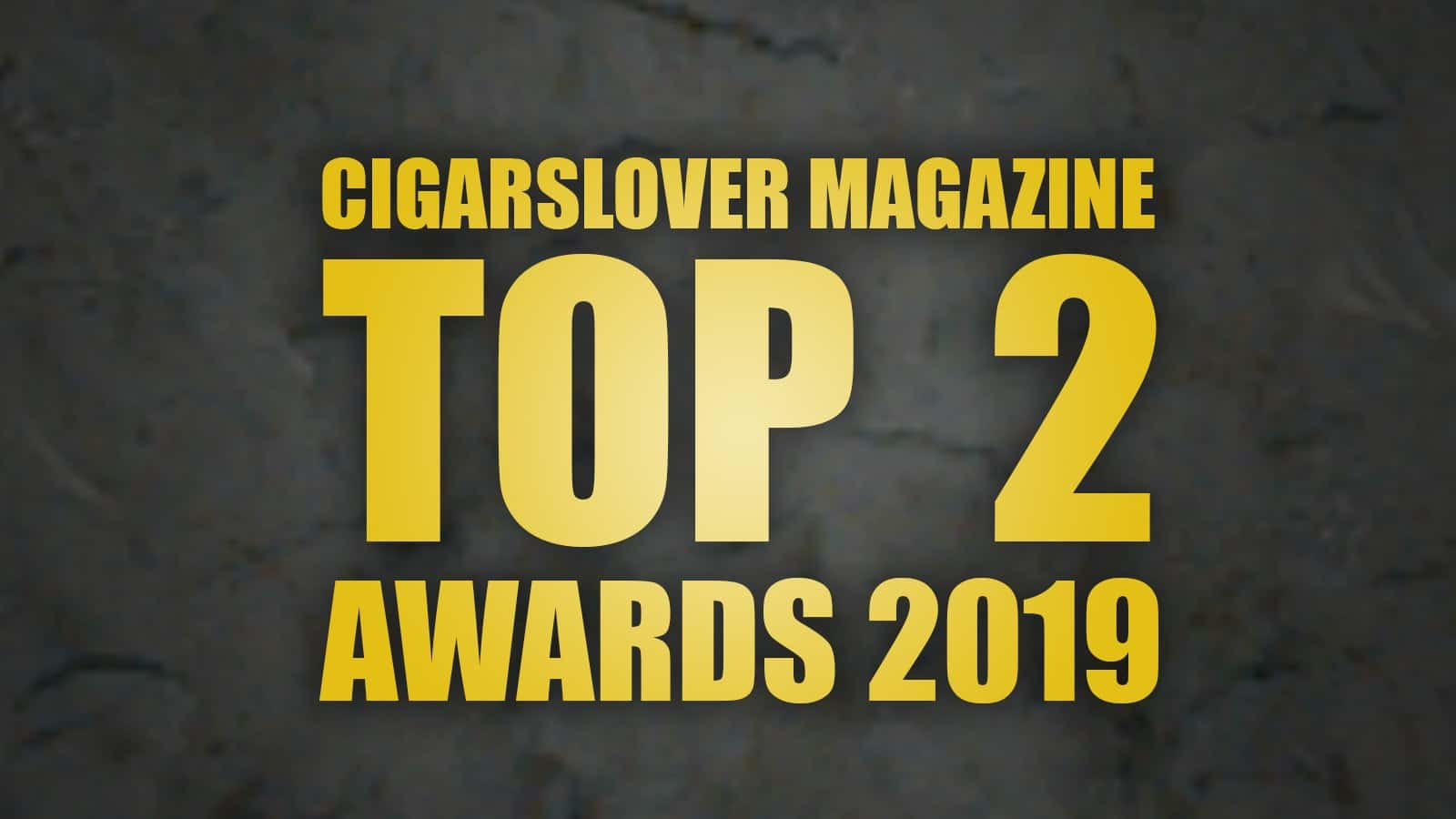 awards 2019 top 2