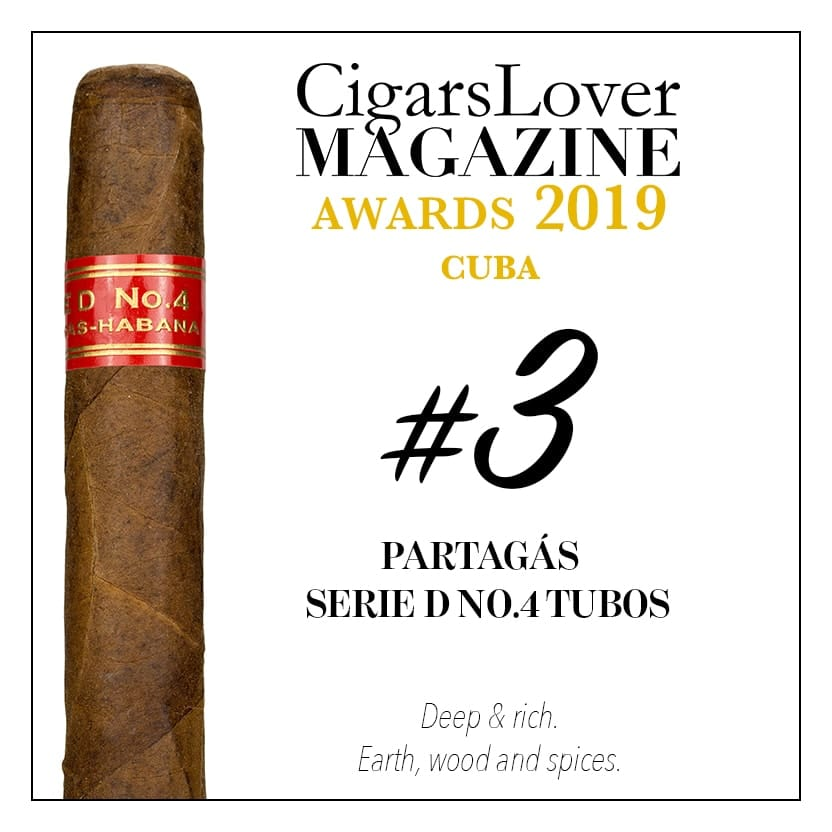 Partagás Serie D No.4 AT