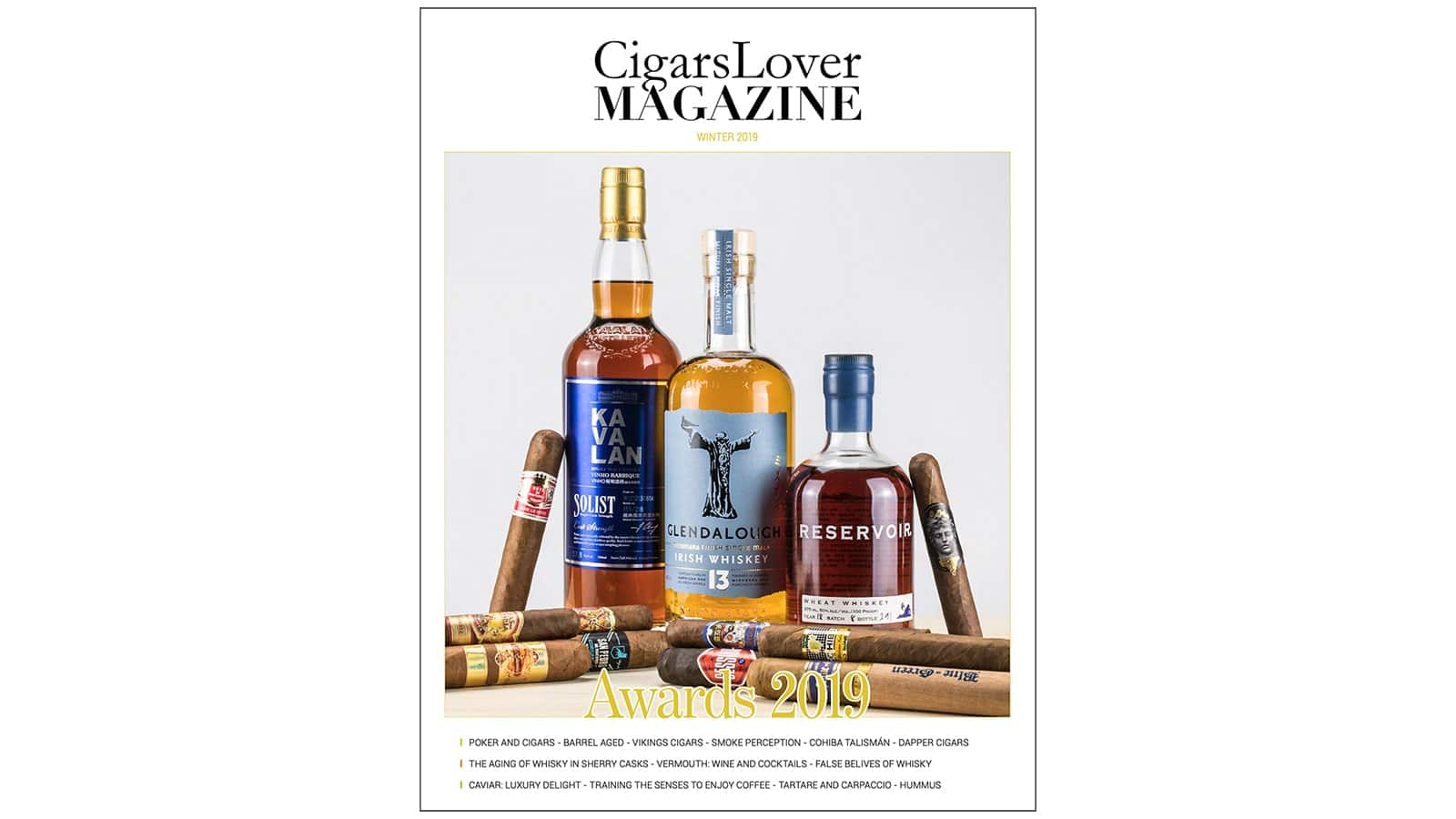 CigarsLover Magazine Winter 2019