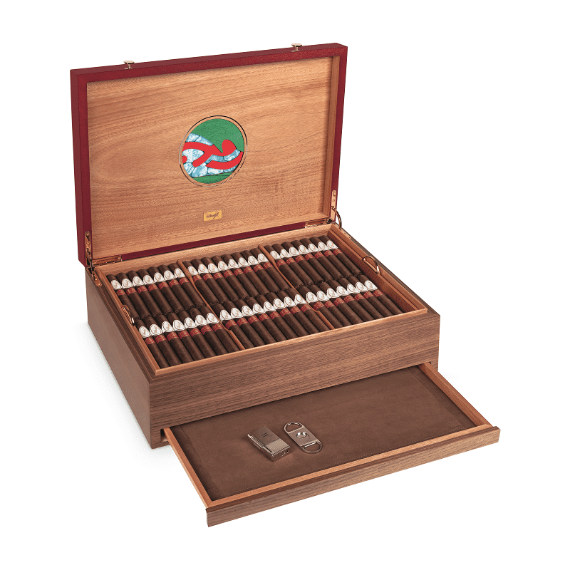 Davidoff Humidor Year of the Rat
