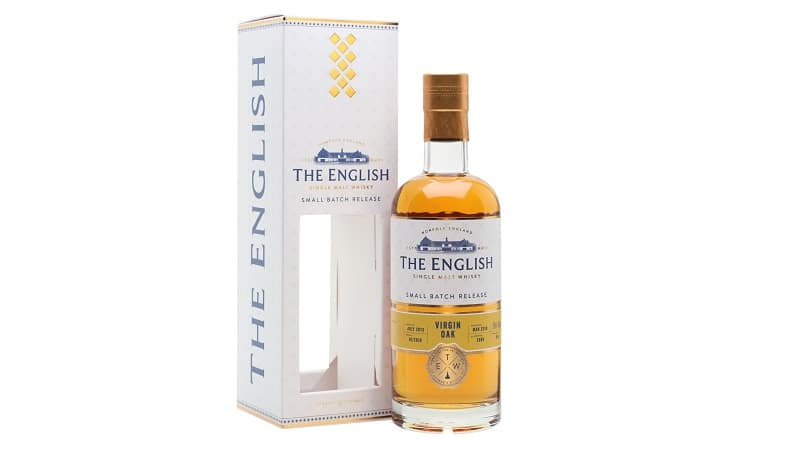 THE ENGLISH VIRGIN OAK CASK SMALL BATCH