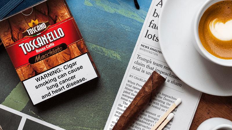 Toscanello Rosso Caffè Macchiato