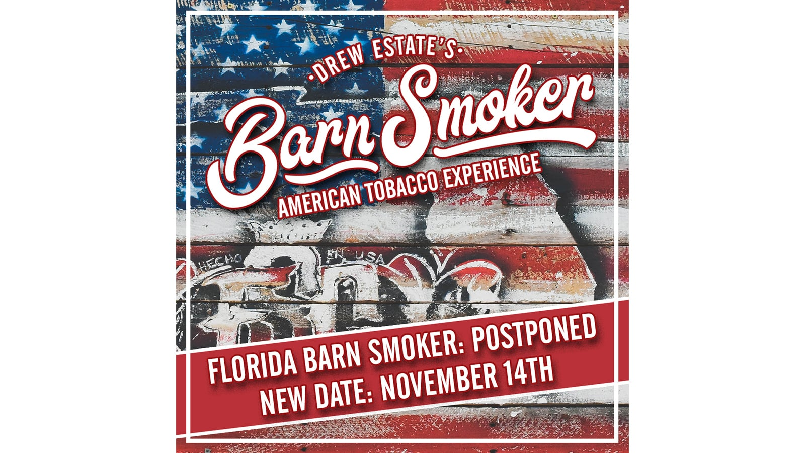 Florida Barn Smoker