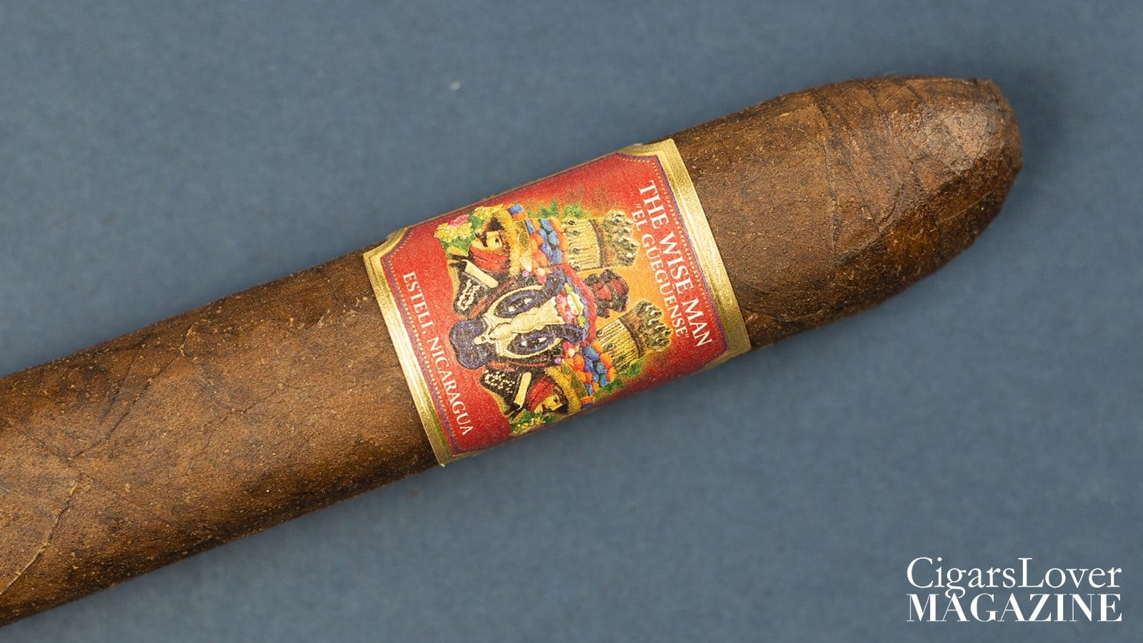 El Gueguense The Wise Man Maduro Torpedo