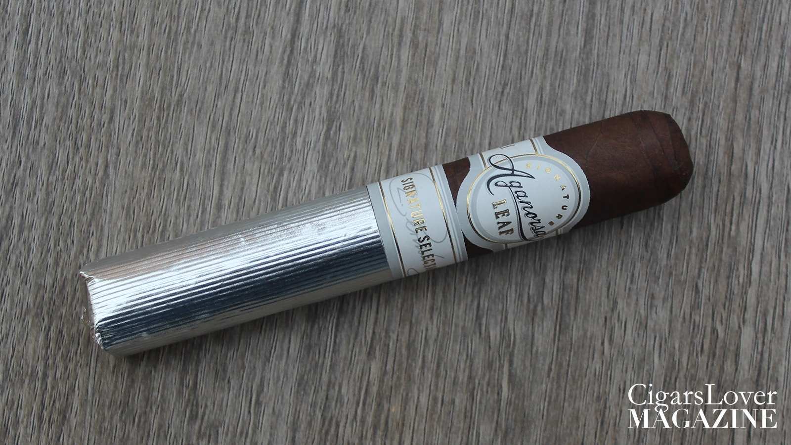 Aganorsa Leaf Signature Selection Maduro Robusto