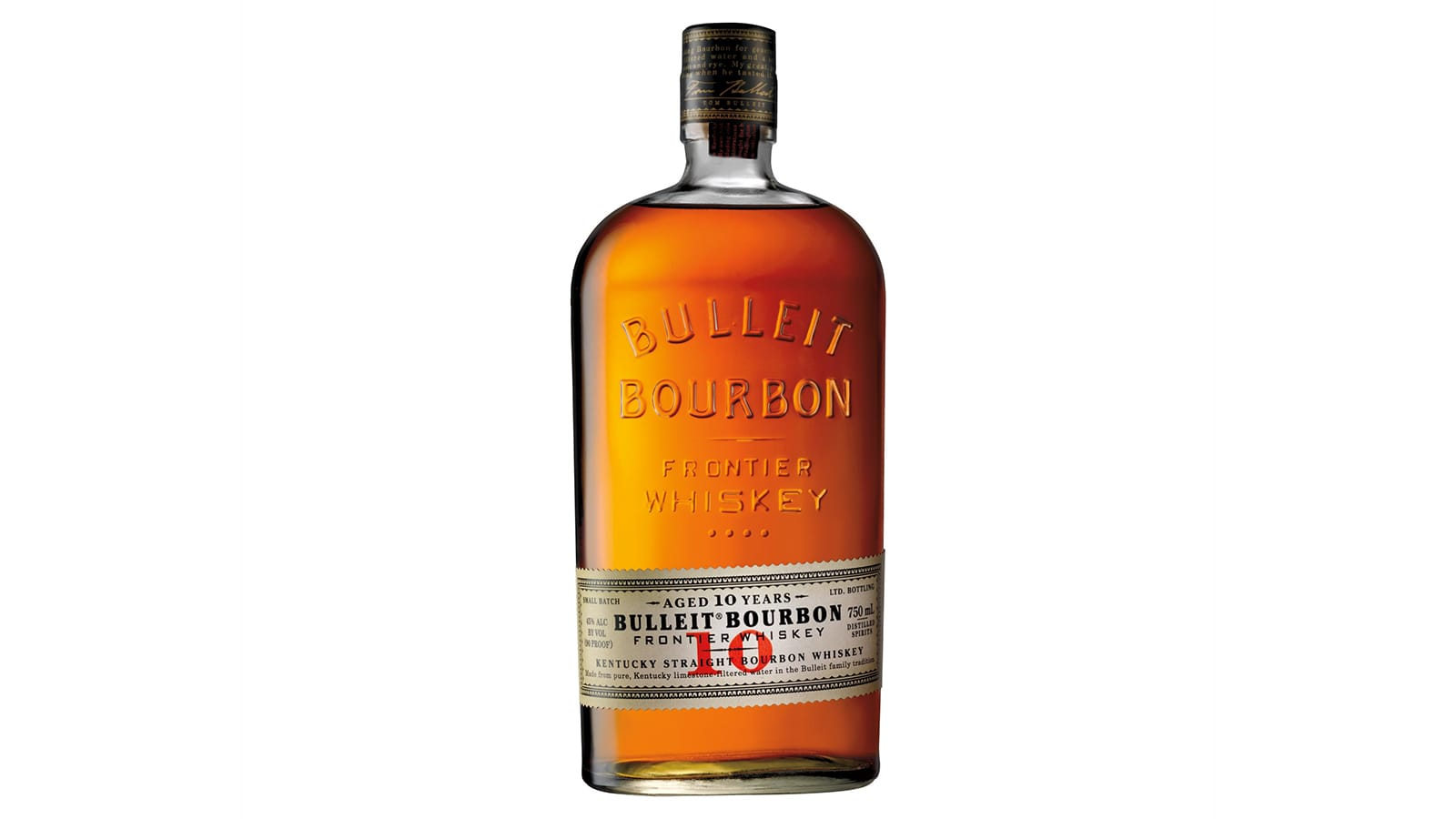 Bulleir Bourbon 10 years old