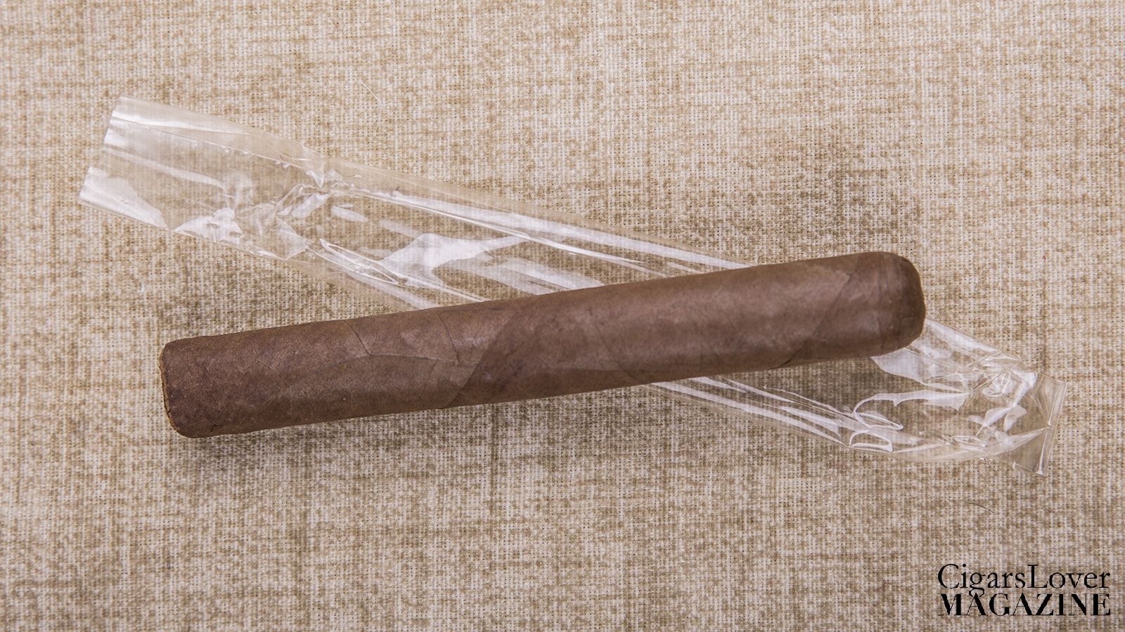 cellophane cigar