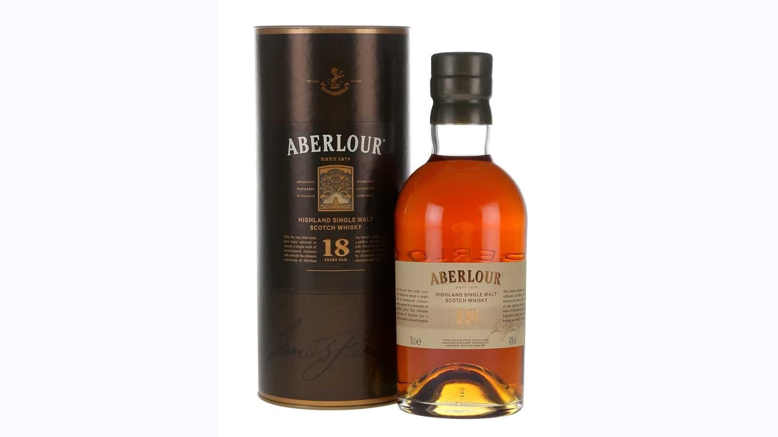 Aberlour 18 years old