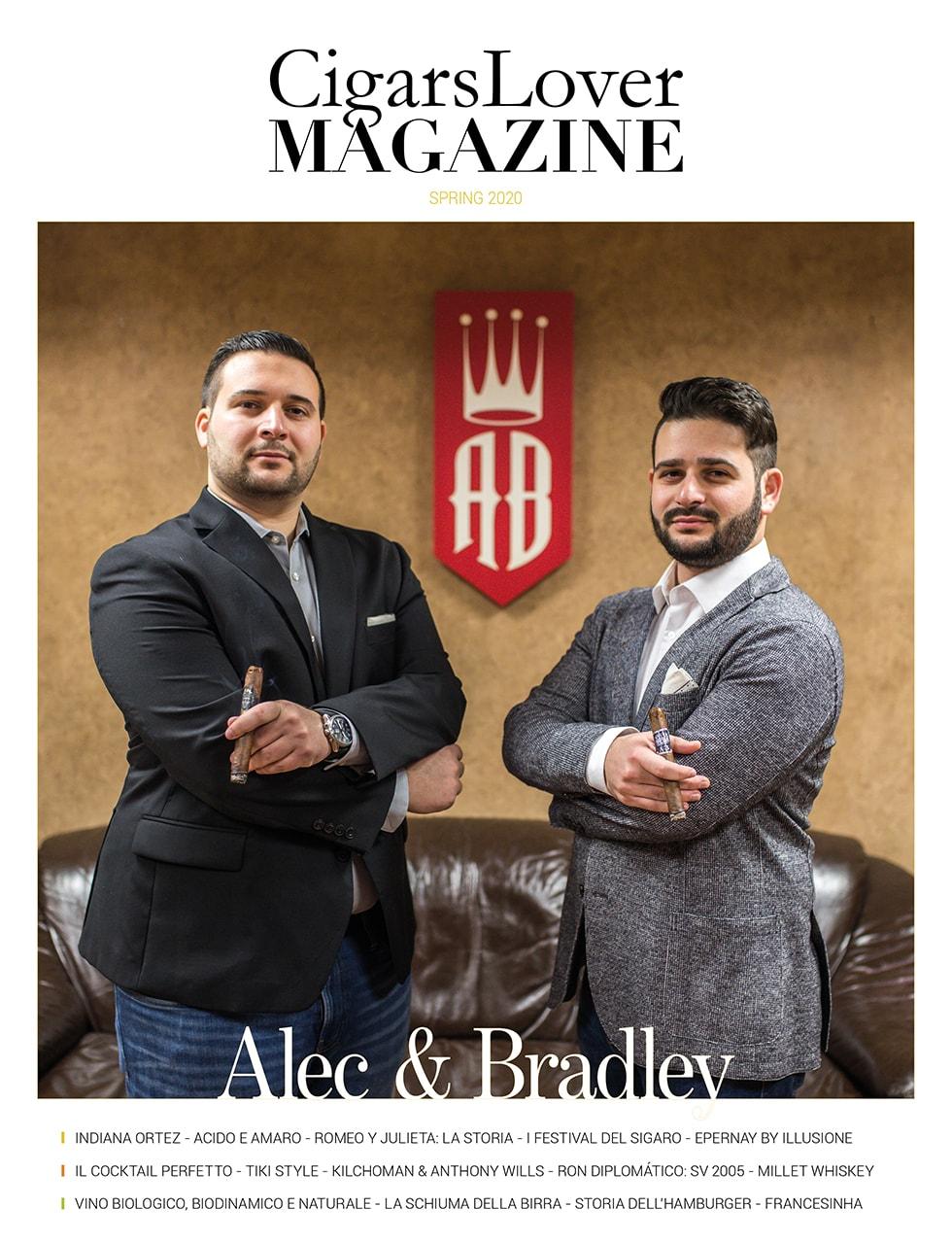 CigarsLover Magazine Spring 2020 ITA