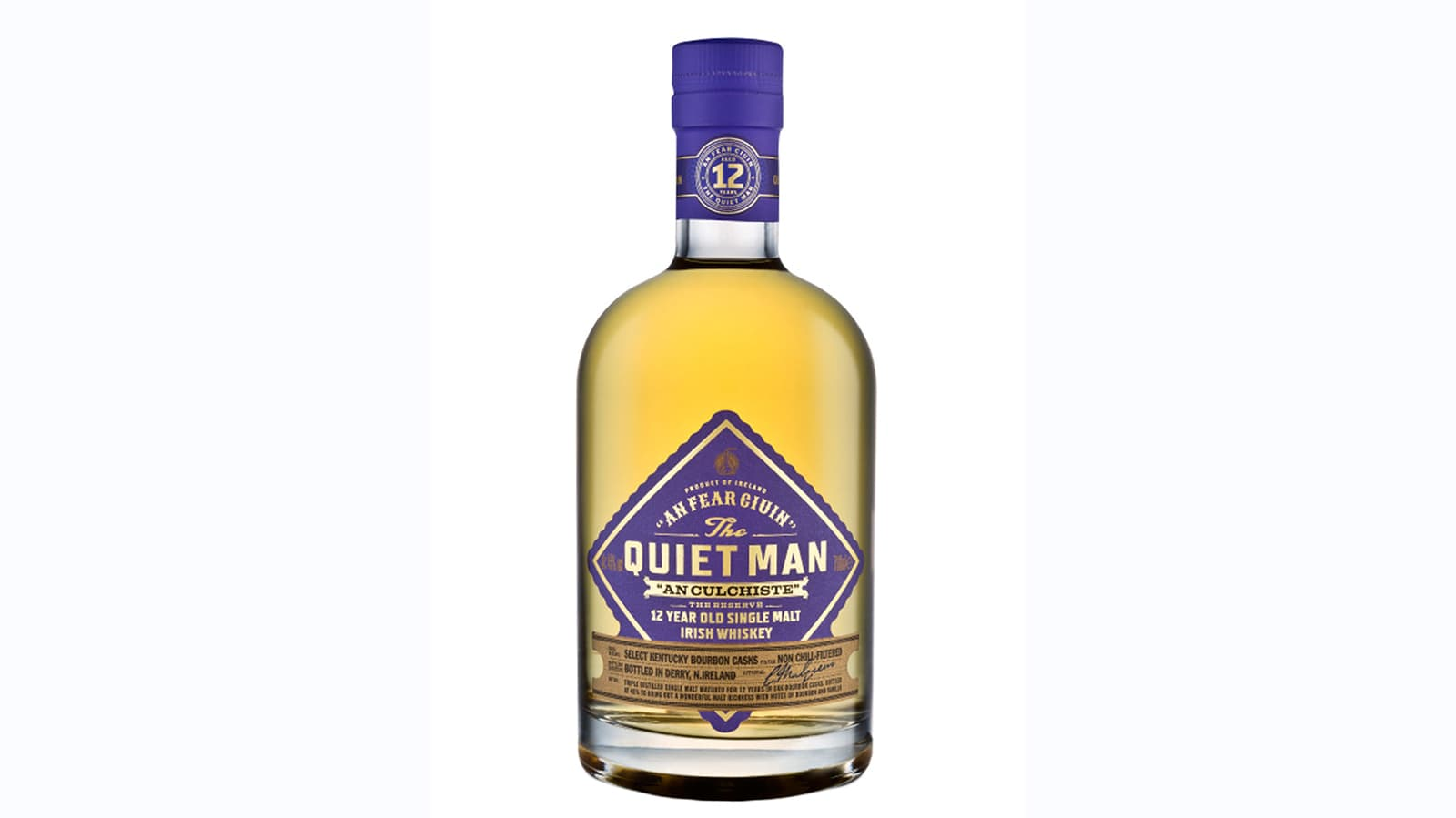 The Quiet Man 12 Years Old