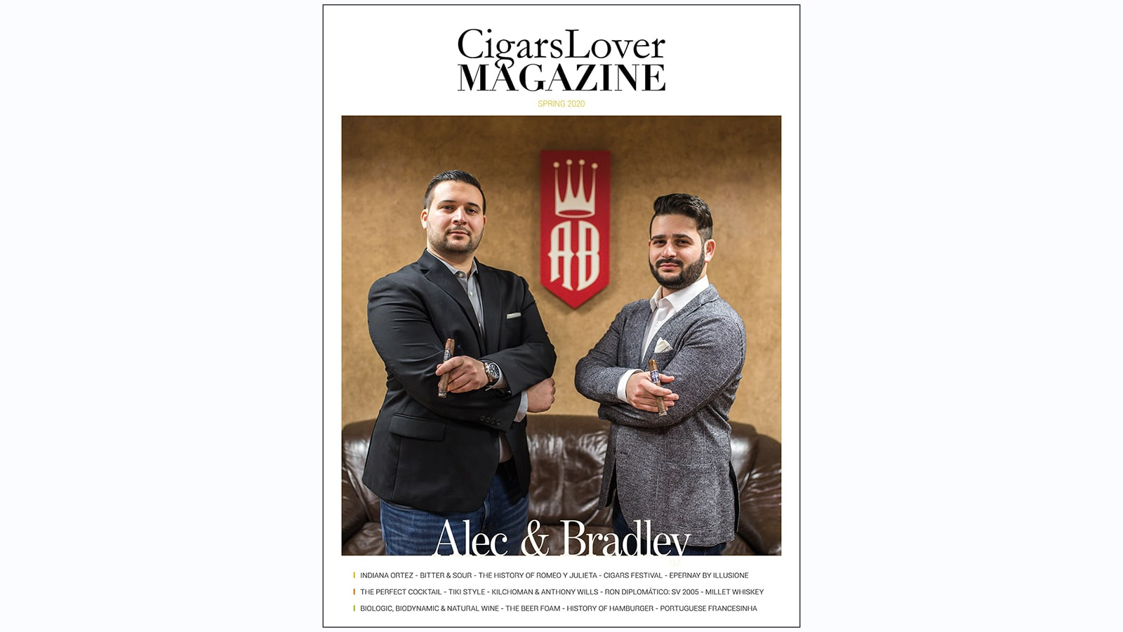 CigarsLover Magazine Spring 2020