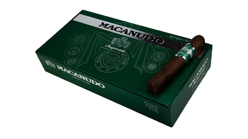 Macanudo Inspirado Green