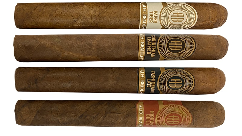 Alec Bradley Territory Managers Blend & Release Regional Exclusives