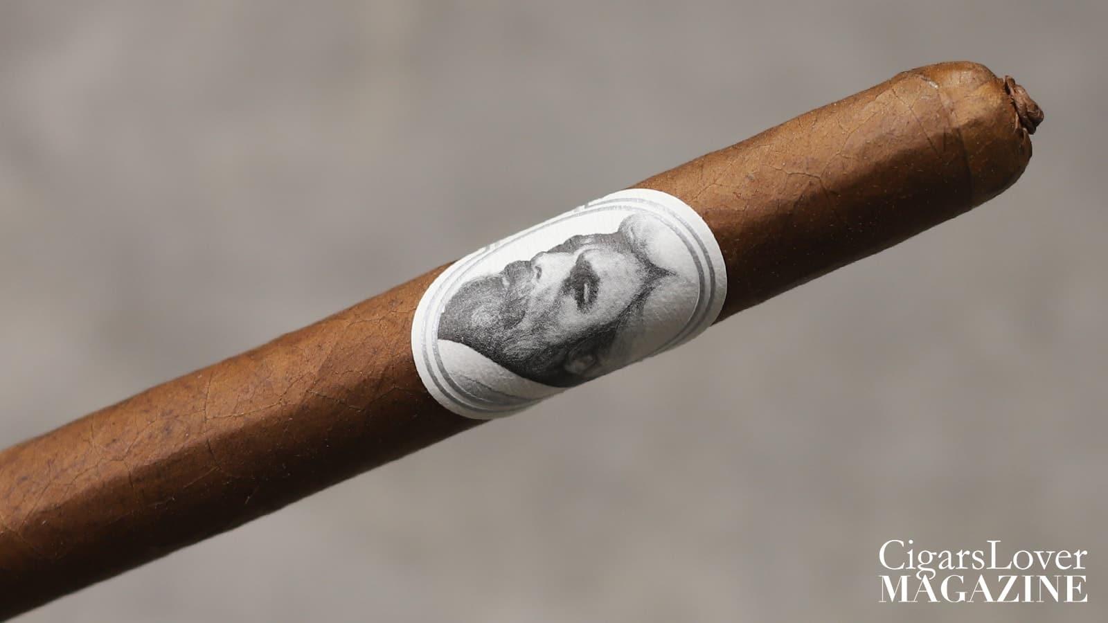 Caldwell Cigars Eastern Standard Silk Road Lancero