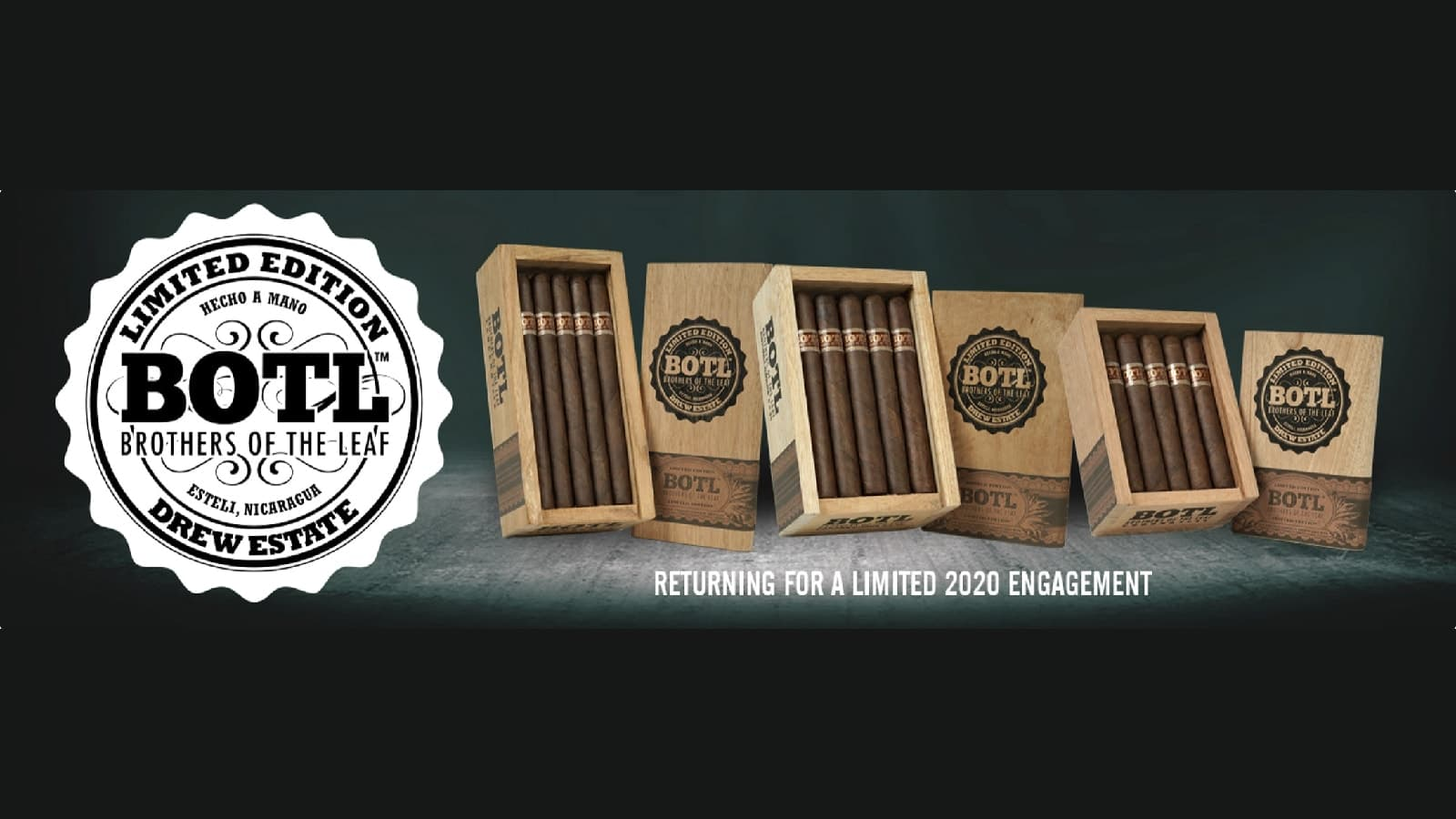 BOTL Brown Label 2020