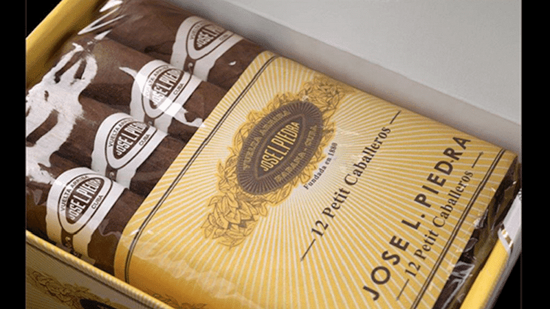 Jose L. Piedra nuovo packaging