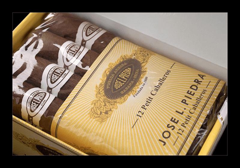 Jose L. Piedra nuovo packaging