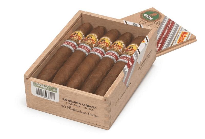 La Gloria Cubana Britanicas Extra