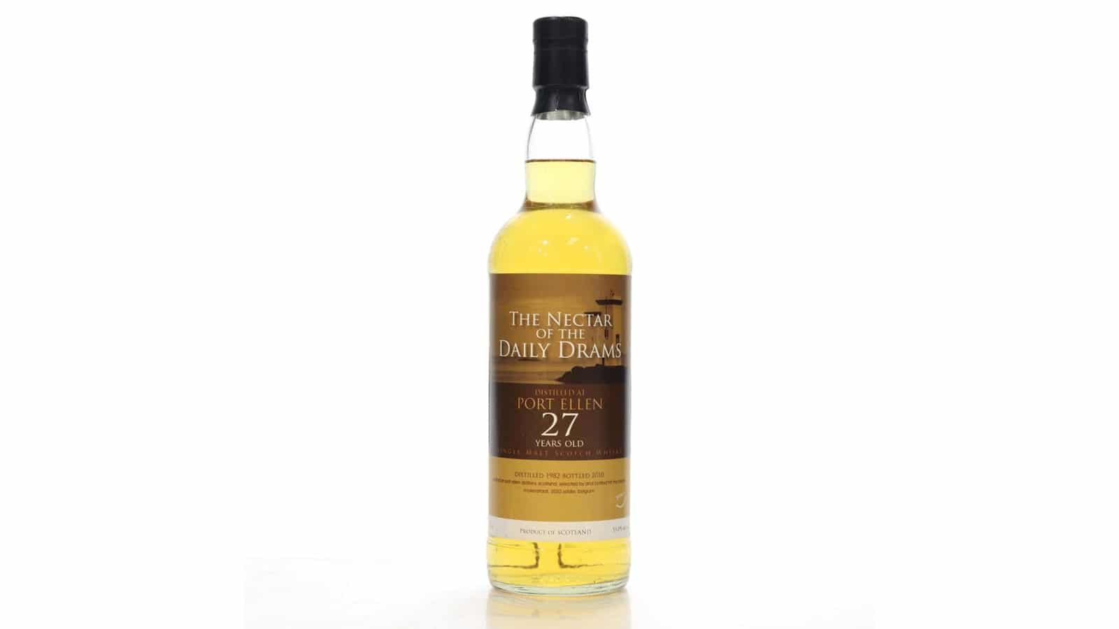 Port Ellen 1982 27 yo - Daily Dram