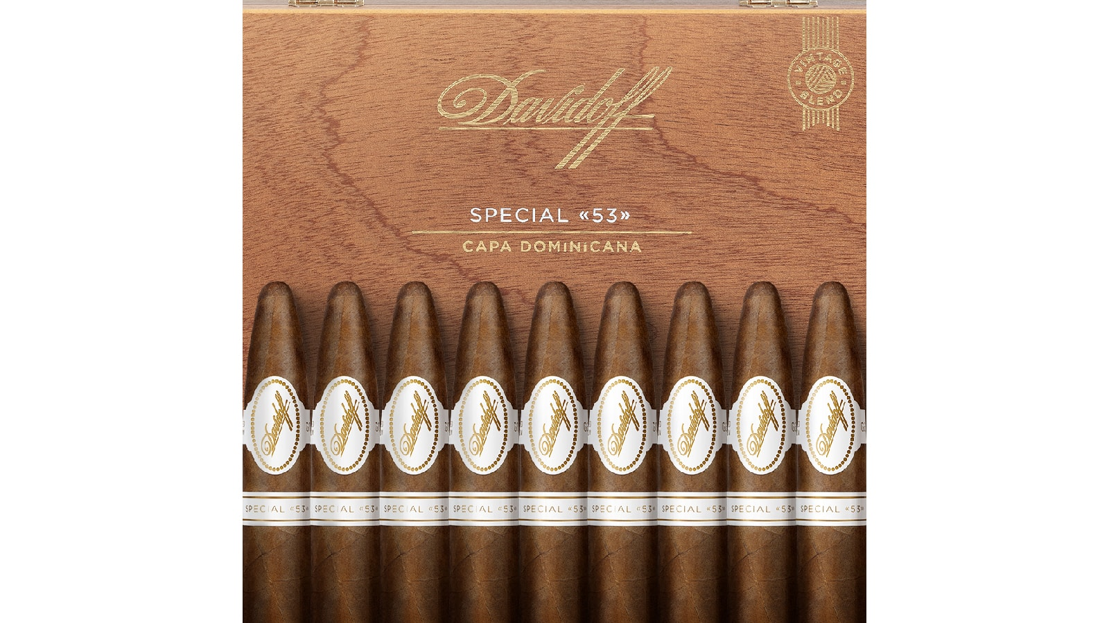Davidoff Special 53 - Capa Dominicana