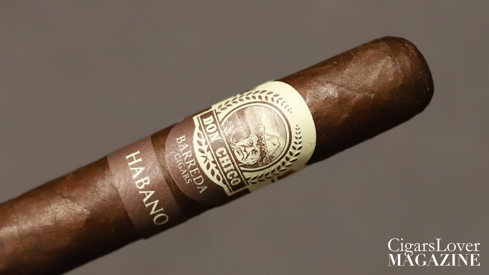 Barreda Don Chico Habano Robusto