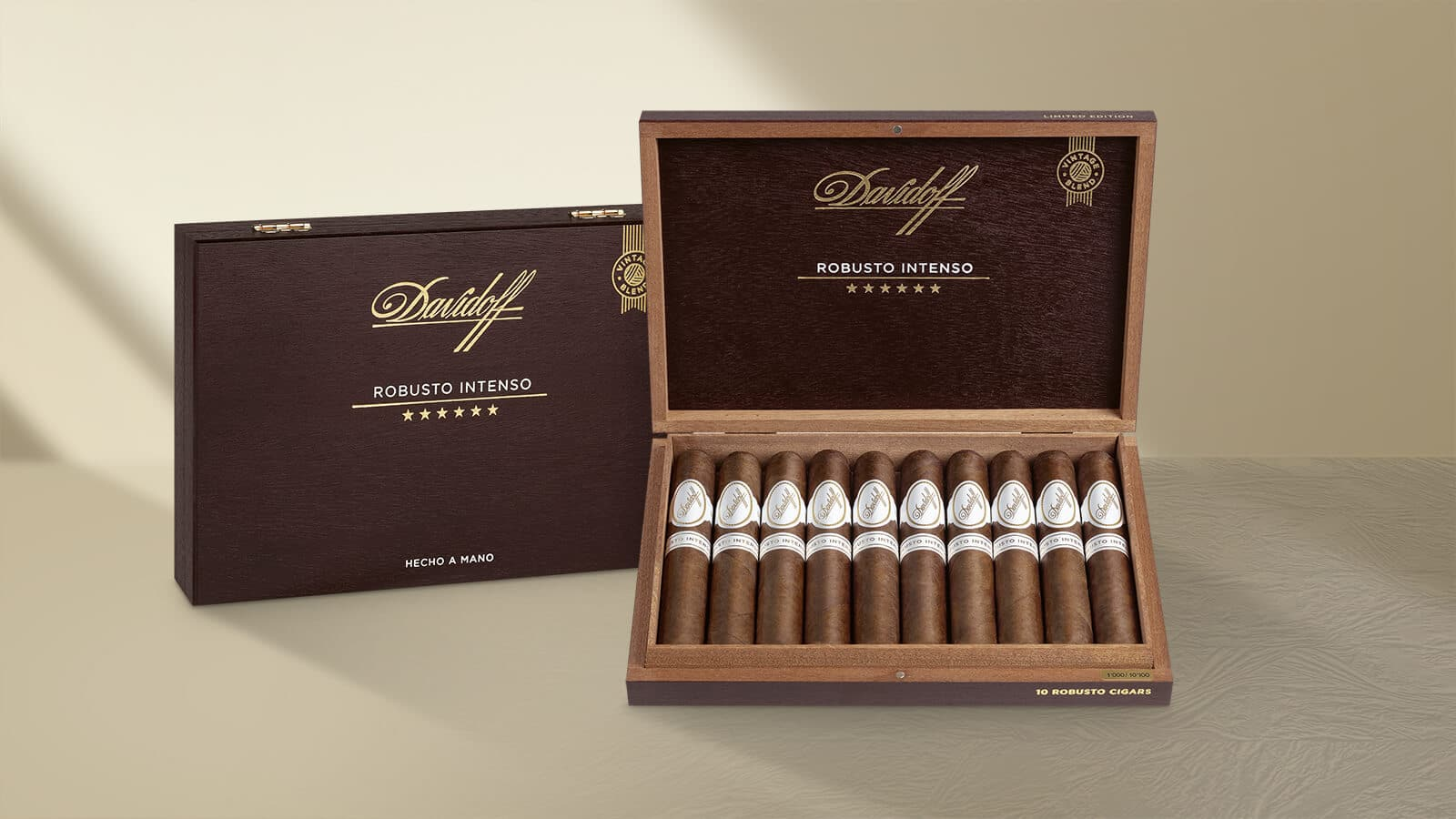 Davidoff Limited Edition Robusto Intenso