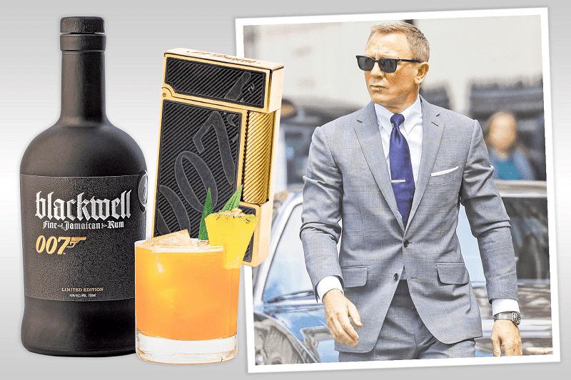 Rum 007 James Bond