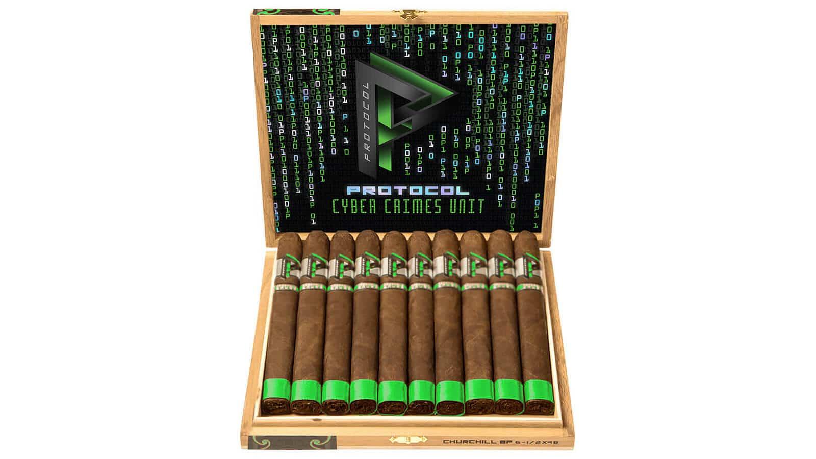 Protocol Cigars: Cyber Crimes Unit