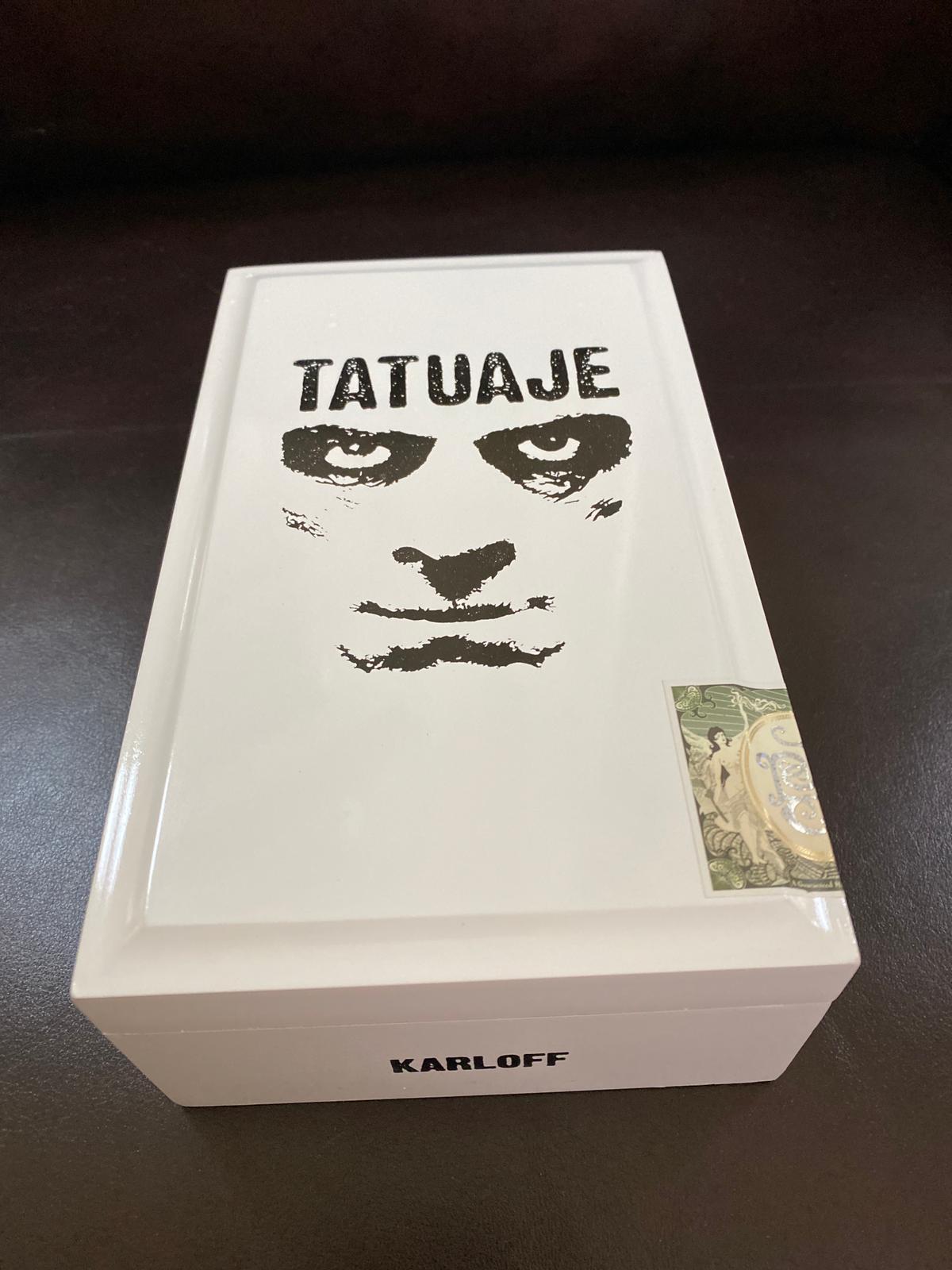 Tatuaje Karloff