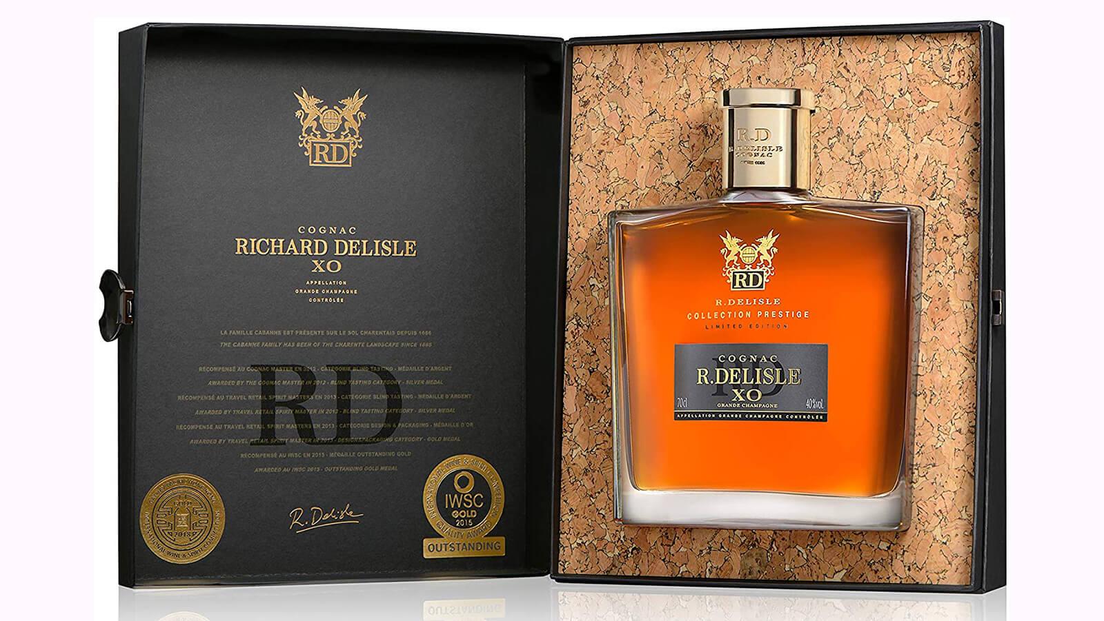 Richard Delisle XO Grande Champagne
