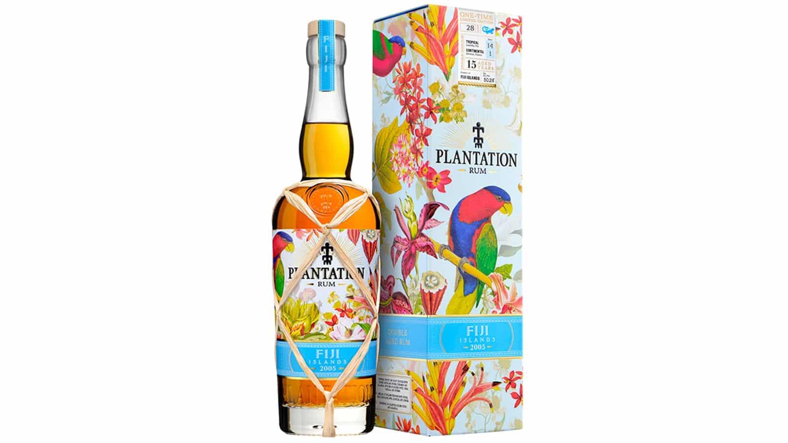 Plantation Vintage Fiji 2020