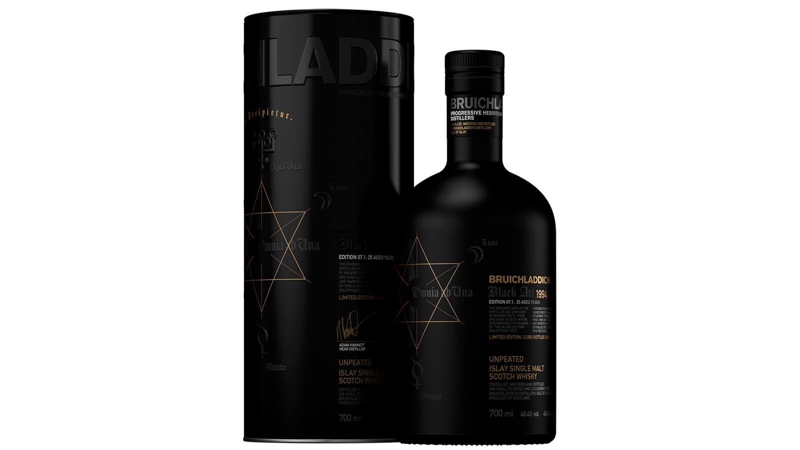 Bruichladdich Launched Latest Black Art 1994 Edition 8.1