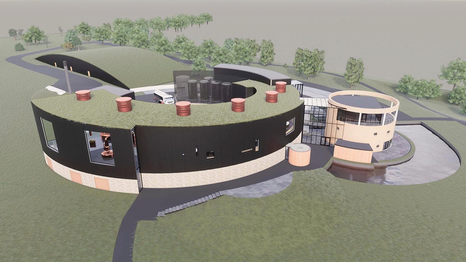 Cairn Distillery