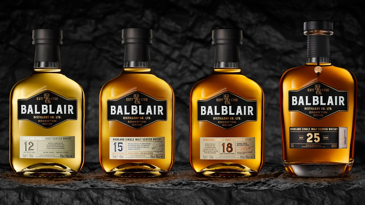 Balblair Age Statement Collection
